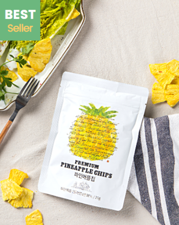 파인애플칩 (Pineapple Chips)